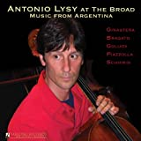 Songtexte von Antonio Lysy - Antonio Lysy at the Broad: Music from Argentina