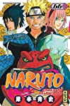 Naruto Edition simple Tome 66
