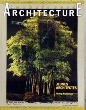 TECHNIQUES ET ARCHITECTURE [No 416] du 01/11/1994 - SOMMAIRE â