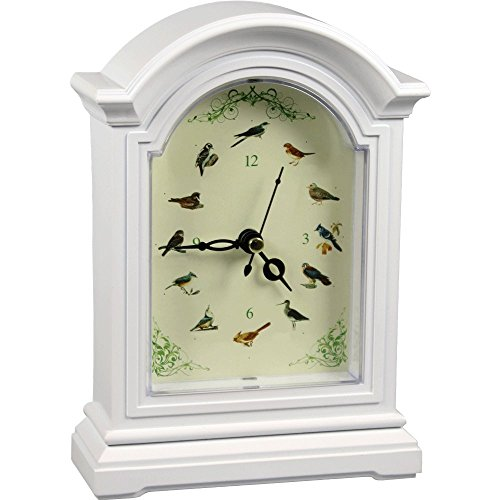 Genius Idea ® - Reloj Deco - Canciones de Aves