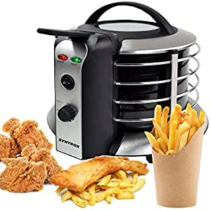 Syntrox Germany friteuse 3,0 litres 2100 watts