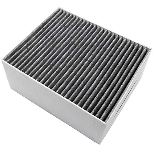 vhbw Filter Aktivkohlefilter passend für Siemens LC67KA532/01, LC67KA532/02, LC67KA532/03, LC67KHM60, LC67WA532/01 Dunstabzugshaube