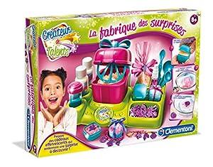 Clementoni 52387 - Creador de Bombas de baño sorpresas