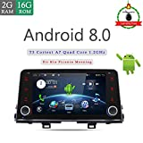 Android 8.0 Double din Stereo Android Quad Core Car DVD GPS Navigation Multimedia