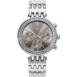 Reloj Viceroy 40932-77 Stahl Frau Grau Multifunktions