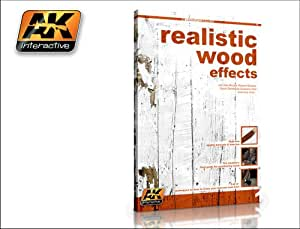 AK Interactive Learning Series Book - Realistic Wood Effects