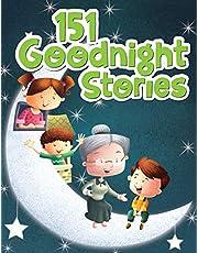 151 Goodnight Stories - Padded & Glitered Book