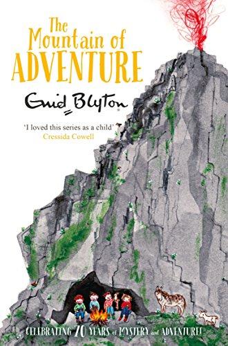 The Mountain of Adventure (The Adventure Series) por Enid Blyton
