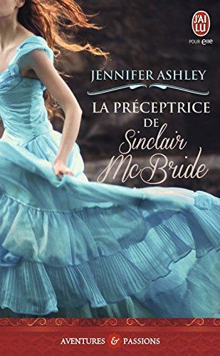 La préceptrice de Sinclair McBride (J'ai lu Aventures & Passions t. 11153)