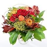 Blumenversand - Blumenstrauß versenden - zum Geburtstag - herbstlicher Strauß