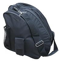 A&R Deluxe Black Skate Bag