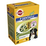 Pedigree Fresh DentaStix Kaustangen, 28er-Pack (Large) (Mehrfarbig)