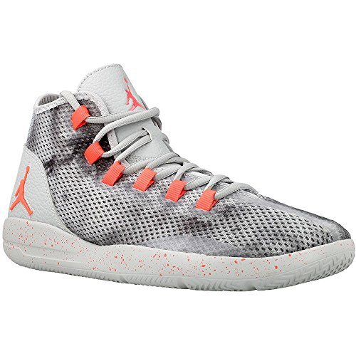 low priced 059e4 4ff43 Nike Herren Jordan Reveal Prem Basketballschuhe, Gris (Wolf Grey Infrared  23-Black
