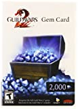 Guild Wars 2 Gem Card - PC by NCSOFT
