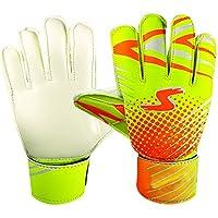 Preisvergleich für Handschuhe erthome Kind Torwarthandschuhe Fußball Geschenk Kinder Jugendliche Torwart Torwarthandschuhe