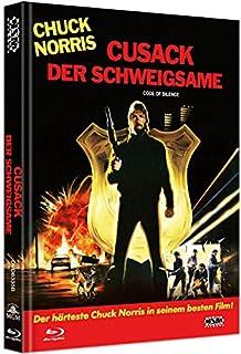 Cusack - der Schweigsame - uncut (Blu-Ray+DVD) auf 333 limitiertes Mediabook Cover B [Limited Collector's Edition]