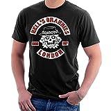 Hells Grannies Monty Python Logo Men's T-Shirt