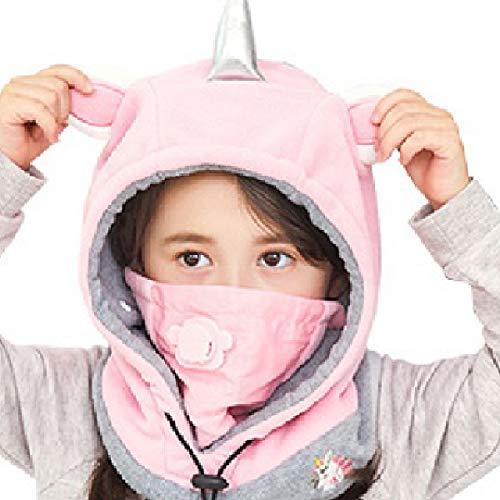Azarxis Kids Balaclava Fleece Winter Warm Face Cover