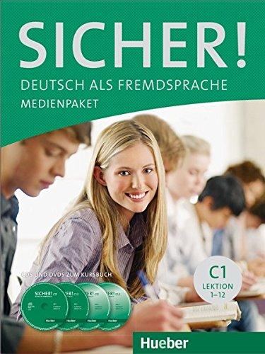 Sicher! Deutsch als Fremdsprache. C1. Medienpaket. Per le Scuole superiori. Con 2 CD Audio. Con 2 DVD video