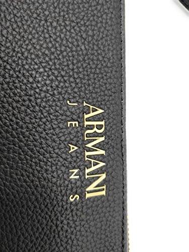 Borsetta Armani Jeans da polso 928503 7a788 Nero