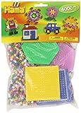 Hama Beads - Group Pack 4,000 Beads