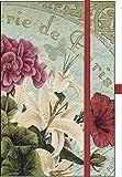 Premium Notes Small 'Parfumerie de Paris': Notizbuch mit hochwertiger Folienveredelung und Prägung
