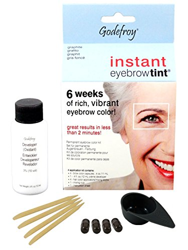 GODEFROY Instant Eyebrow Tint - Graphite
