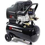 24L Air Compressor - 9.6 CFM, 2.5 HP, 1.5 KW, 230V, 24L, 115 PSI