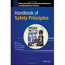 Handbook of Safety Principles (Wiley Essentials in Operations Research and Management Science)