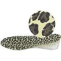 Stealth innere Höhe Einlegesohlen Sport Einlegesohlen 5 cm größer, Leopard preisvergleich bei billige-tabletten.eu