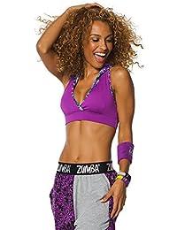Zumba Fitness Damen WT Bra Mashed Up Hooded