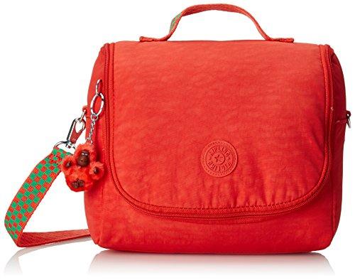 Kipling - NEW KICHIROU - Sac pour déjeuner adaptable sur une valise - Sugar Orange C - (Orange)