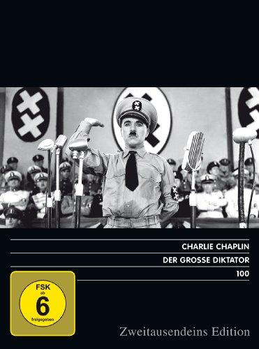 Bild von Der große Diktator - Zweitausendeins Edition Film 100