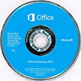 Microsoft Office Home and Business 2013 - 1PC - ESD Lizenz mit Datenträger DVD