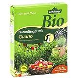 Dehner Bio Naturdünger mit Guano, 2.5 kg, für ca. 25 qm