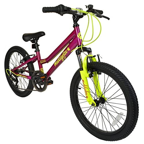 51ShxGOWsVL. SS500  - Muddyfox Quest Sports Leisure Synthetic Material Kids Bikes Purple