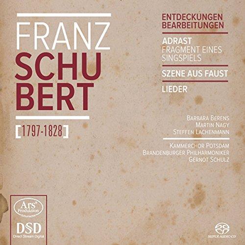 Preisvergleich Produktbild Schubert: Fragmente,  Entdeckungen,  Bearbeitungen