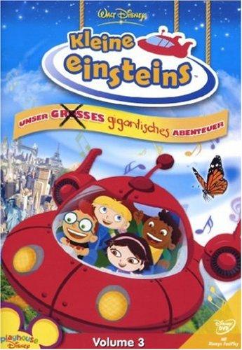 Kleine Einsteins, Volume 03 - Unser (großes) gigantisches Abenteuer