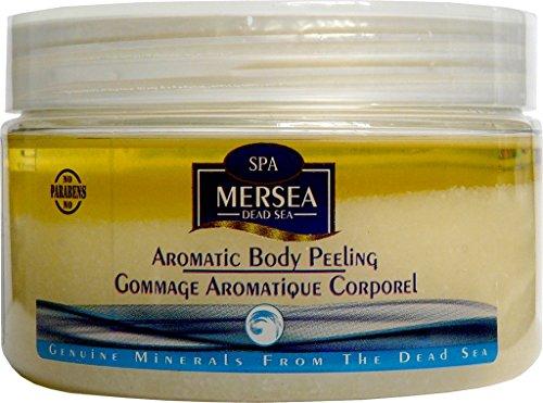 Mersea Totes Meer Salz Peeling - Vanille, 1er Pack (1 x 250 ml) -
