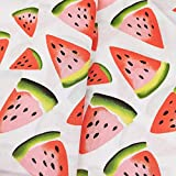 Shoppy Star Wassermelone DIY Pacthwork Quilting Telas to