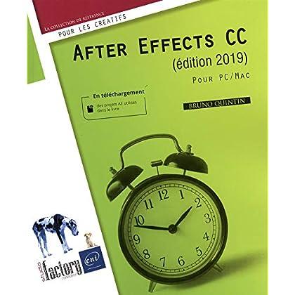 After Effects CC (édition 2019) - Pour PC/Mac