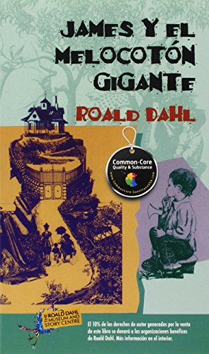 James y el melocotón gigante/ James and the Giant Peach par ROALD DAHL