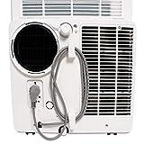 Suntec Wellness 15144 ADVANCE 9.0 Eco R290 mobiles lokales Klimagerät, Weiß - 12