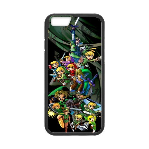 "Coque pour Iphone 6 (4,7 ""inch), The Legend of Zelda Designs Back Case Cover For Apple iPhone 6 6S (4.7 inch), Apple iPhone 6/6S Coque de protection Case Cover"