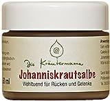 Die Kräutermama Johanniskrautsalbe Kräutersalbe 50ml