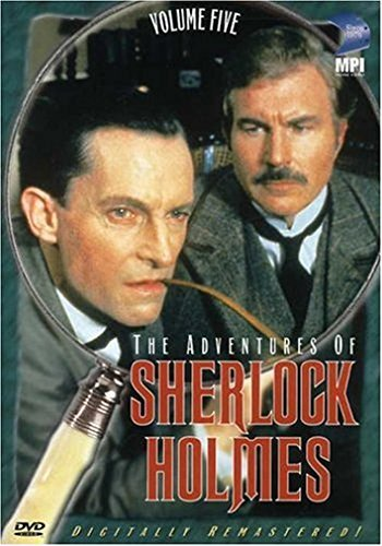 The Adventures of Sherlock Holmes, Vol. 5 (The Resident Patient / The Red-Headed League / The Final Problem) by Jeremy Brett