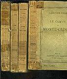 LE COMTE DE MONTE CRISTO- 6 TOMES EN 6 VOLUMES - CALMANN LEVY