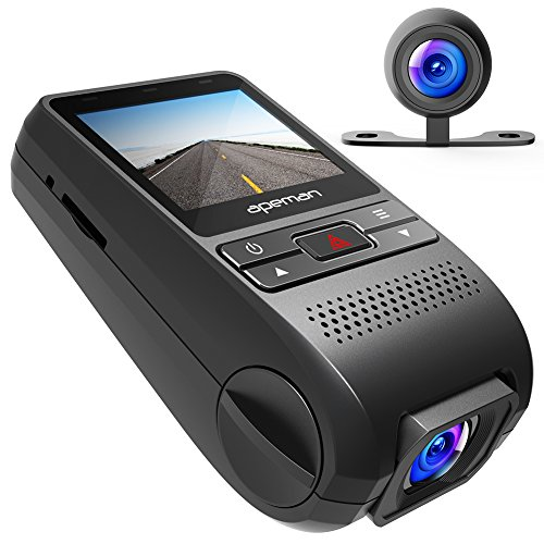 GPS Autokamera Full HD 1080P 2