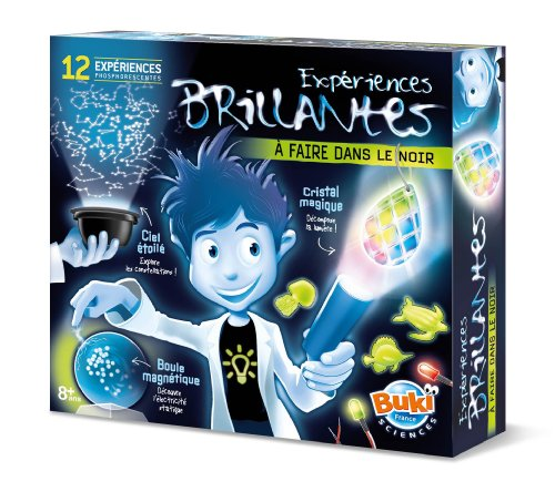 Buki France - 2049 - Jeu Scientifique - Expériences Brillantes
