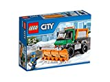 LEGO City - 60083 - Jeu De Construction - La Déneigeuse